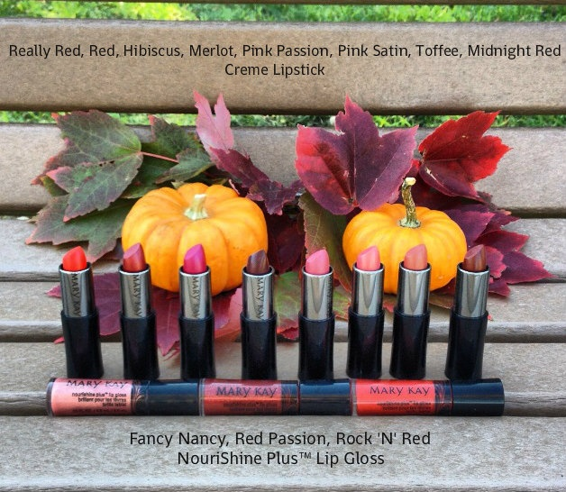 So many Fall colors to choose from, so little time! Repin if you love to try new lip colors!