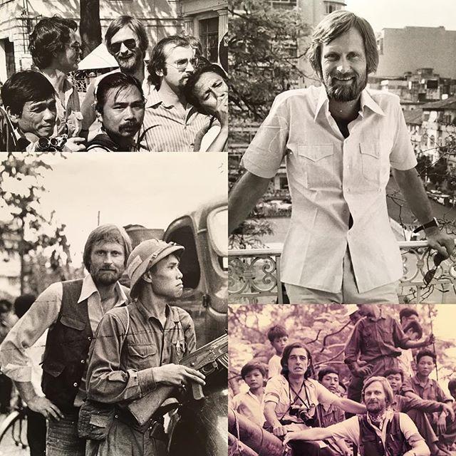 Vores tidligere rejseleder Jens Nauntofte er død. Jens spillede en stor rolle for Horisont Rejser, hvor han var rejseleder i Vietnam, Israel og Palæstina og Berlin. Særligt Vietnam var vigtig fordi han i Saigon oplevede kommunisternes indtog i 1975, der bragte vietnamkrigen til ophør.  Jens var en stor reporter og fortæller, det er der mange af vores gæster der har nydt godt af. Tak Jens. Tusind tak. Hvil i fred, gamle ven. #horisontrejser #jensnauntofte