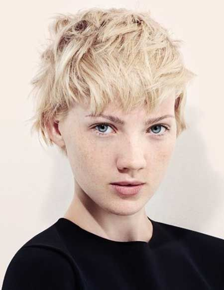 Strange 1000 Ideas About Messy Short Hairstyles On Pinterest Hairstyles Short Hairstyles Gunalazisus