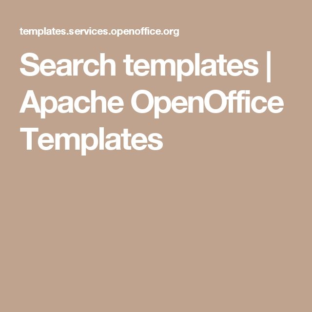 The 25+ best Apache openoffice ideas on Pinterest Open office - resume template open office