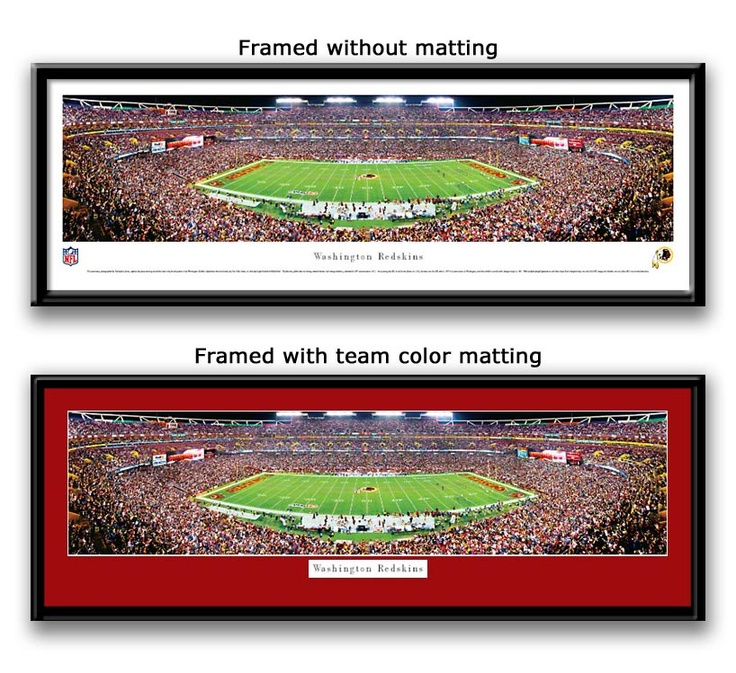 New image - Washington Redskins Fedex Field Football Panoramic Poster