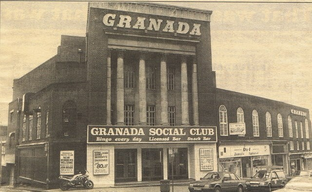 The Granada, Castle Street, Shrewsbury, Shropshire