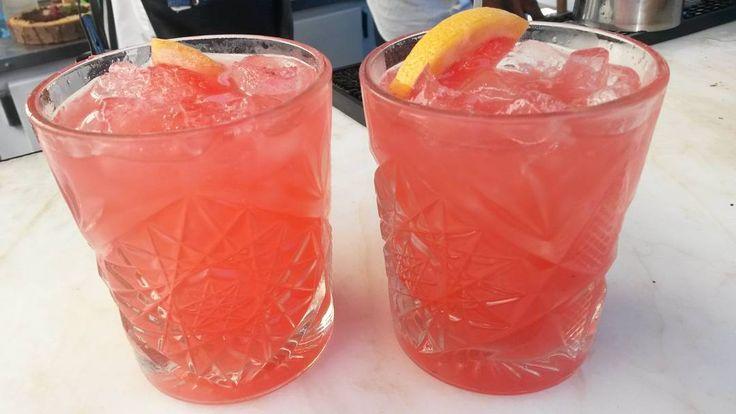 One of the best grapefruit and Vodka cocktails I've ever had made by mixologist Owen from @sipexclusive_za.  #belvedere #belvedereSA #belvederesecretgarden