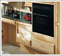 From laura kraftmaid passport product ada accessible for Kraftmaid microwave shelf
