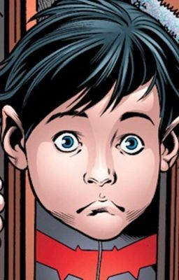 Jason Todd got deaged by a mysterious man. Now he's a 3 year old...