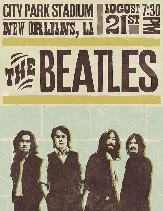An original concert poster advertising The Beatles' April 27, 1963, concert at Northwich Memorial Hall. Description from pinterest.com. I searched for this on bing.com/images