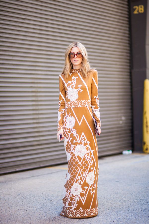 20 Street Style Photos From the Last Day of NYFW - NYFW Fall 2013 - Racked NY