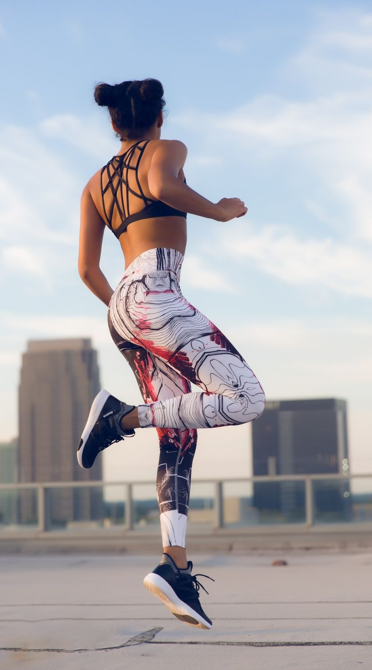 [ad] Part of the fun of working out is the cute outfit. @ReebokWomen #PerfectNever