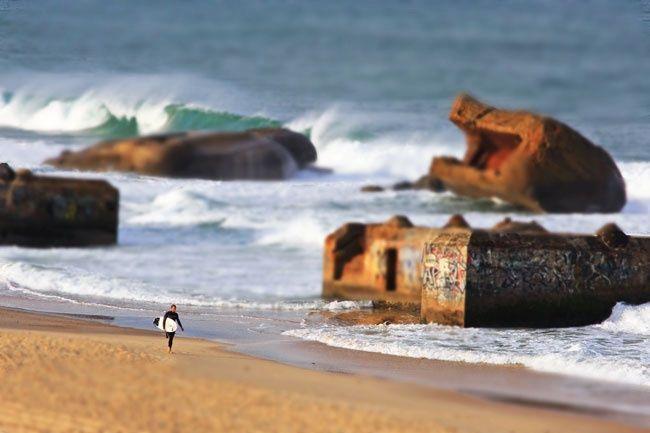 France / Capbreton ma plage préférée