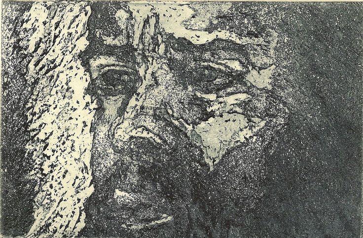Retrato en cobre