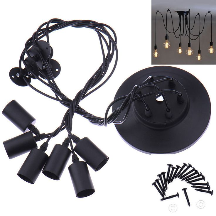 Купить товар6 голов старинные промышленного потолочный светильник простая структура эдисон люстра подвесные светильники в категории Потолочные светильникина AliExpress.     6 головы старинные Промышленные светильники потолочные лампы простая структура Эдисон люстры подвесные светильники