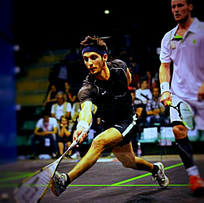 In a top rung squash showdown in Pakistan early this month, Nasir Iqbal Khan, barely 19 years old, demolished former champion Mansoor Zaman 3-0. Read: http://tadpoles.in/read/69/the-next-khan-is-ready-in-pakistan
