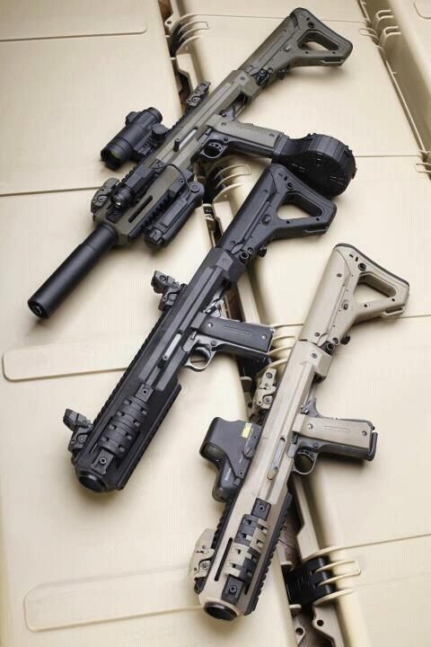 Hera Arms 1911 .45 carbine conversion