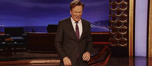 Disgust/Abort Thread - Imgur.  This Conan reaction is great.