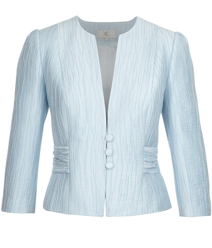 CC Fashion Waist Detail Jacket