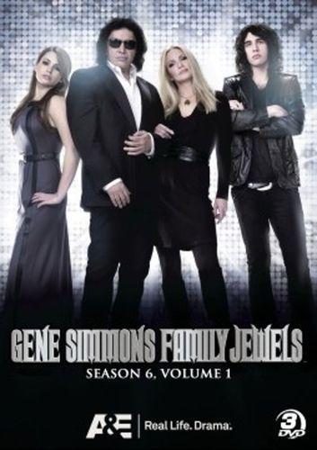 Gene Simmons Family Jewels: Season 6, Part 1 [3 Discs] [DVD]