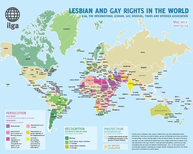 Gay Rights Around The World 14