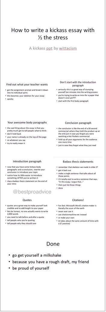 How To Write A Thesis For A Persuasive Essay Best  How To Write Essay Ideas On Pinterest  Essay Writing Essay  Writing Tips And My Teacher Essay Essay Thesis Statements also Essay About Healthy Food Best  How To Write Essay Ideas On Pinterest  Essay Writing  Essay About Good Health
