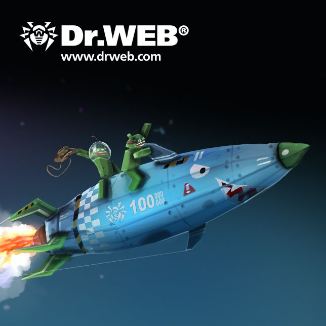 Количество загрузок Dr.Web для Android с Google Play достигло 100 000 000. Это число с восемью нулями, а также сотни тысяч положительных отзывов на портале, красноречиво говорят о том, что Dr.Web для Android действует эффективно и подчас справляется там, где другие средства безопасности оказываются бессильны. https://drw.sh/jzublp #Android #DrWeb