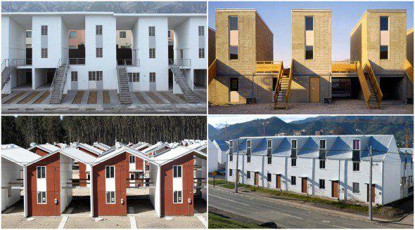 El chileno Alejandro Aravena es un reconocido exponente de la arquitectura social y sustentable.