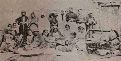 Armenian women from Van