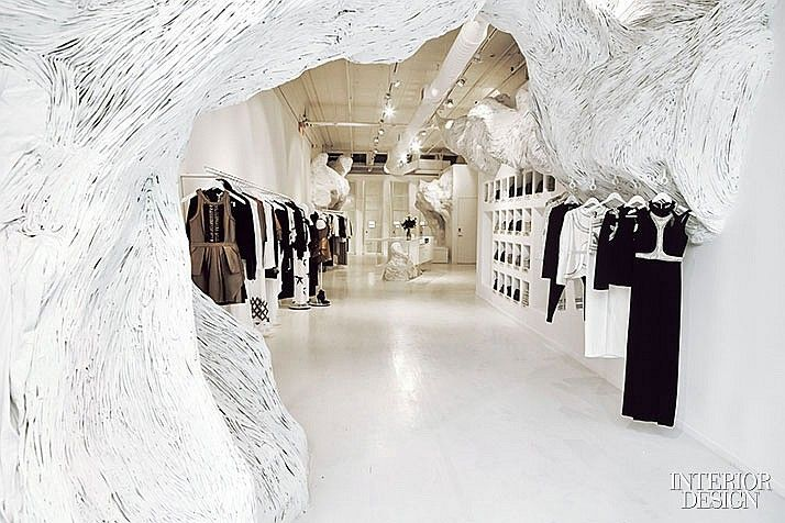 30 Simply Amazing Retail Spaces | Projects | Interior Design