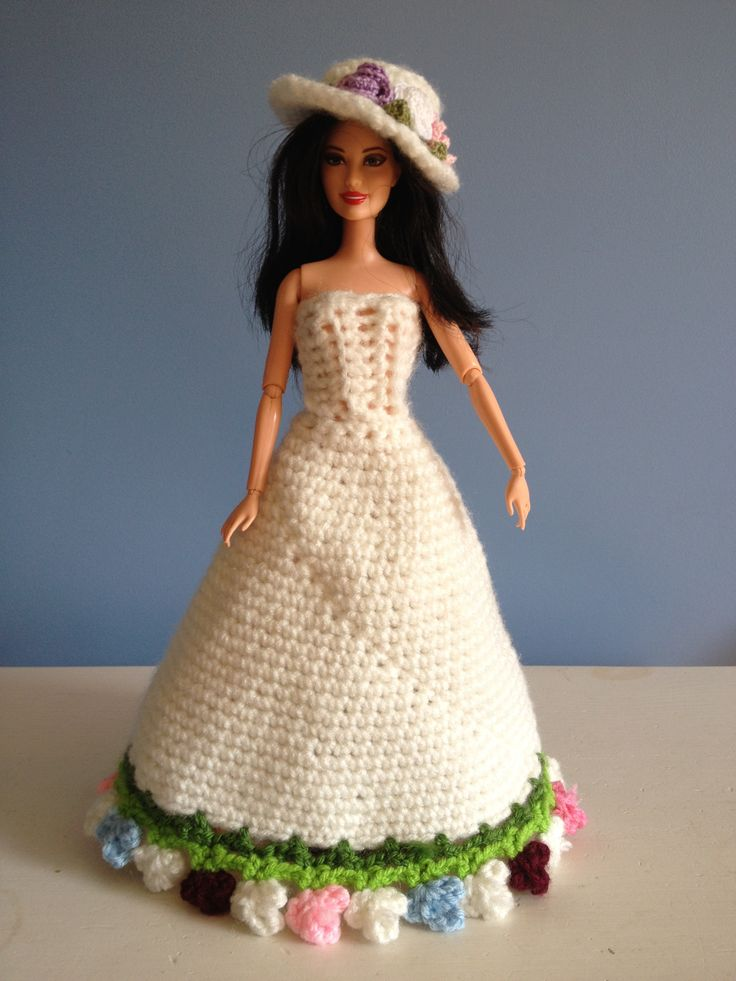 24 Best Crochet Barbie Doll Images By Chic Monkey Boutique On