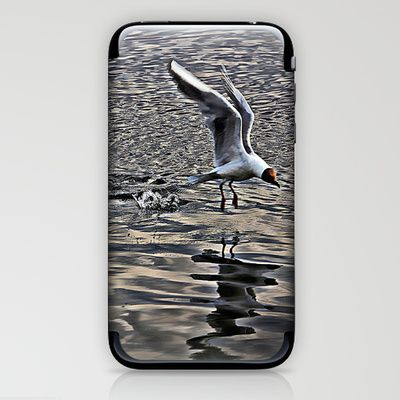 Splash Landing iPhone & iPod Skin by AngelEowyn. $15.00