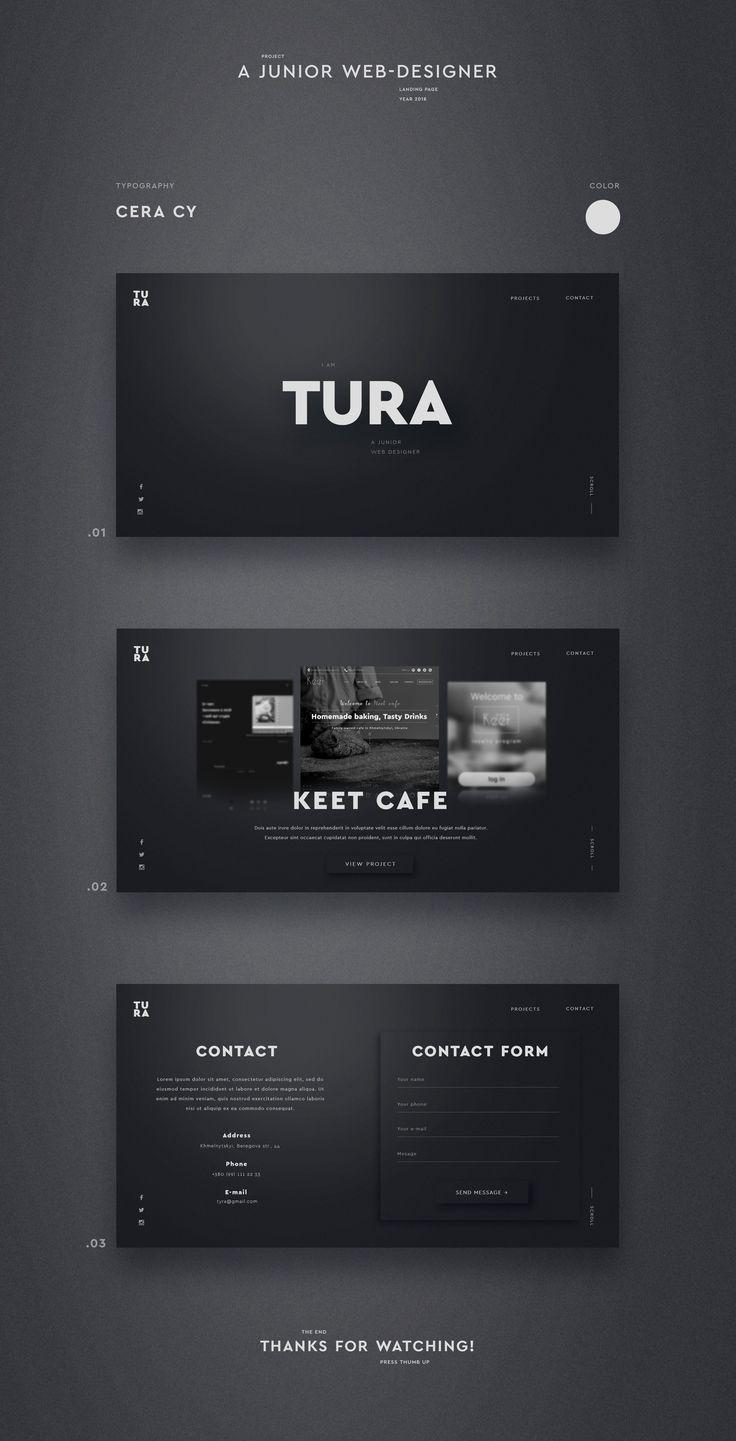 Épinglé sur Design: WEB UI