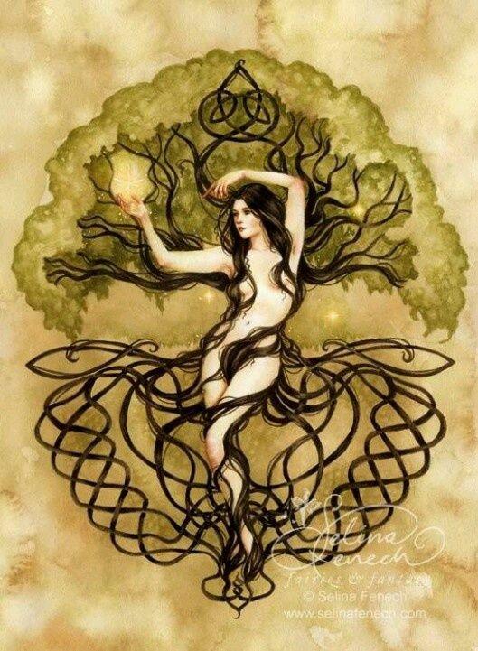 fairy queens shrine image
