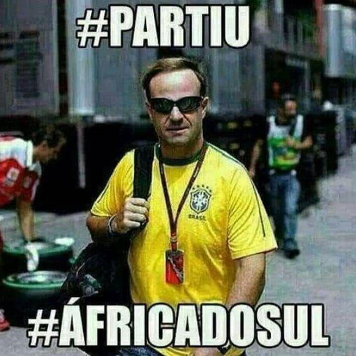 Meme Copa Do Mundo 2018 Rubinho Barrichelo Copadomundo2018