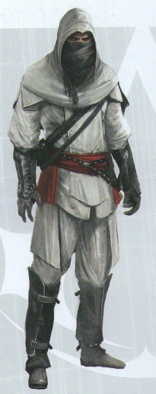 Assassin's Creed fan art, Apprentices