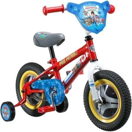 """This 12"""" Paw Patrol Kids' Bike is a smart choice for active children. Featuring graphics from the popular show, this item is ideal for fans. The vibrant colors and familiar characters of its design will get your young one excited about the activity of bike riding. This 12""""... more details available at https://perfect-gifts.bestselleroutlets.com/gifts-for-babies/kids-bikes-accessories/product-review-for-12-paw-patrol-kids-bike-coordinated-seat-graphics-and-wheel"""