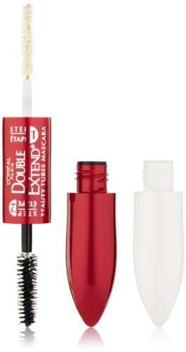 Get the look of salon lash extensions with #double extend beauty tubes mascara! This lash extension effect mascara visibly lengthens your lashes up to an astonis...