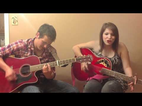 Slow Dancing in a Burning Room Acoustic Cover