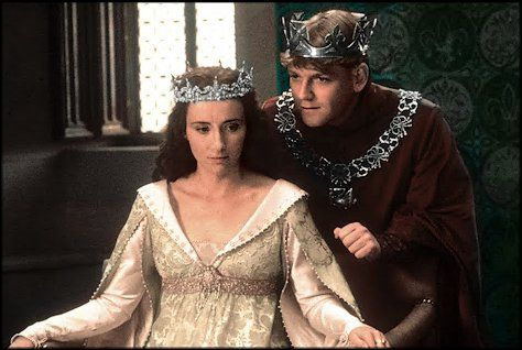 """Henry V"" - Kenneth Brannagh & Emma Thompson"