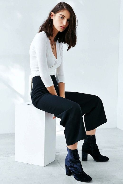 The Pant And Boot Mix To Try Now