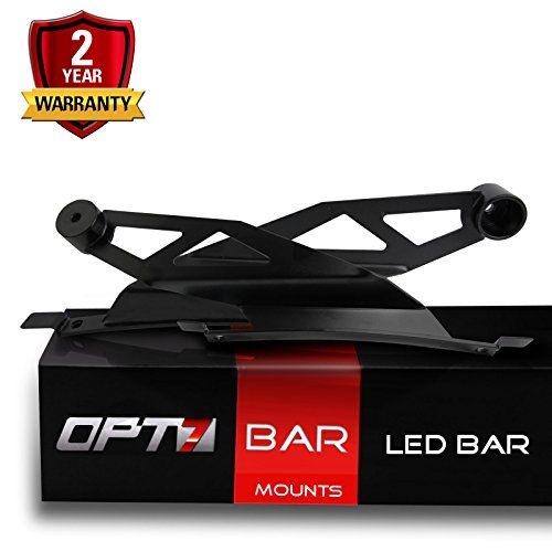 Opt7 xmount 50 curved led light bar top windshield mounting opt7 xmount 50 curved led light bar top windshield mounting brackets kit for 2007 2014 toyota tundra best amazon products for sale pinterest toyota mozeypictures Choice Image