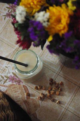 Csipetfalat: Földi mandula tej