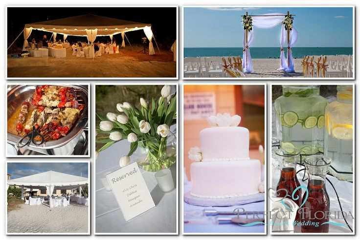 Perfect Florida Beach Wedding Helps Couples Plan Organize And Achieve Their Dream Exchange Vows On Floridas Beautiful Gorgeous Beaches