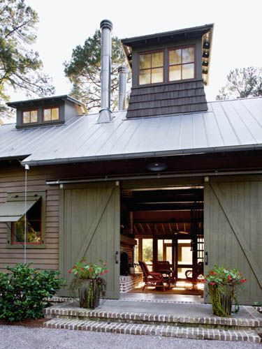 "You won't believe what this ""horse stable"" looks like on the inside."