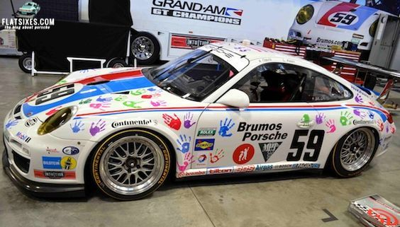 Brumos is Changing Their Livery for Charity. Here s How You