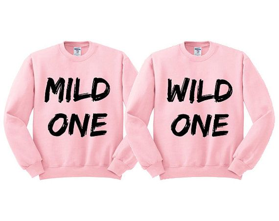 Best Friend Sweatshirts April 2017