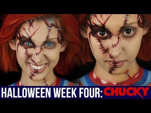 Chucky Doll Inspired Makeup *REQUESTED* | HALLOWEEN 2014