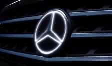 Mercedes-Benz OEM Full Time Illuminated Star C-Class Sedan 2012 to 2014 (W204)