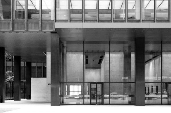 30 best mies van der rohe images on pinterest ludwig for Seagram building ppt