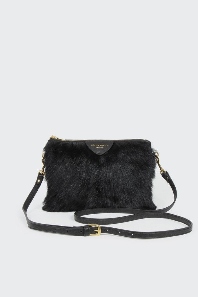 GOOD AS GOLD   Online Clothing Store   Mens & Womens Fashion   Streetwear   NZ — Mr Siamese Fur, Black