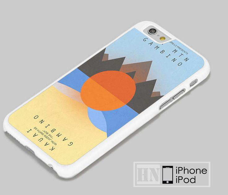 Childish Gambino STN MTN Kauai iPhone iPod Cases, Samsung Cases, HTC one Cases, LG Cases