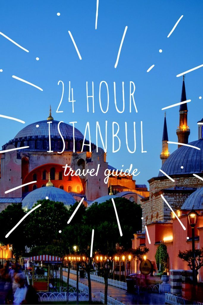 ISTANBUL TURKEY - Planning a quick getaway to Istanbul? This guide will help you plan where to go stay, what to see in Istanbul, and what yummy Turkish food to eat!