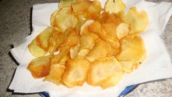 Batata frita crocante: French Fries